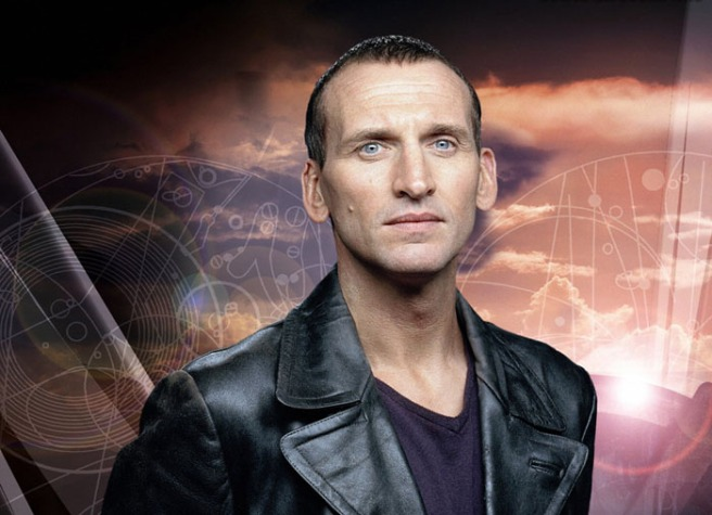 christopher eccleston doctor who ninth doctor rose russell t davies promo picture gallifrey face