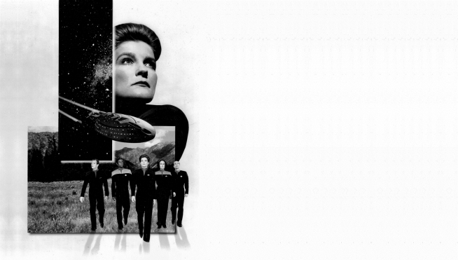 star trek voyager kate mulgrew poster hd premise improvement better repitch 70 years maquis rewrite fix