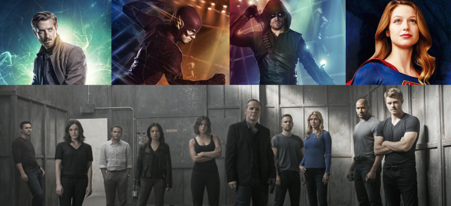 UK Airdate Delays new season release arrow flash supergirl legends of tomorrow agents of shield e4 c4 sky one delay