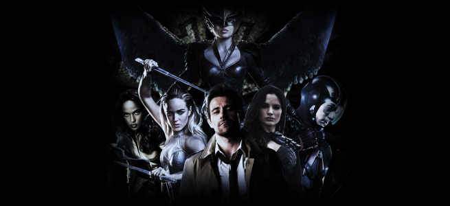 dc legends of tomorrow legends of the dark constantine magic atom hawkgirl sara lance matt ryan vixen atom nyssa league of assassins cw zatanna arrow