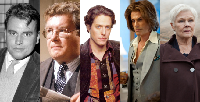 doctor who alternate doctor who actors never were brian blessed richard griffiths hugh grant rob lowe judi dench second doctor fifth doctor eighth doctor ninth doctor