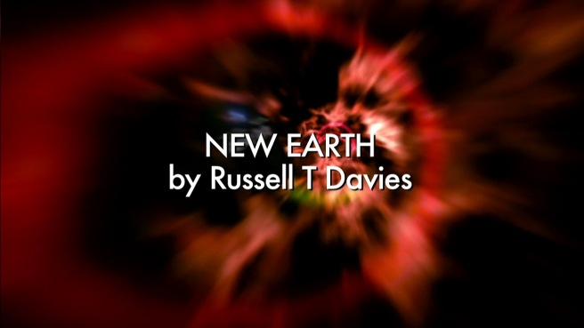 doctor who new earth review russell t davies james hawes cassandra face of boe flesh david tennant billie piper sean gallagher