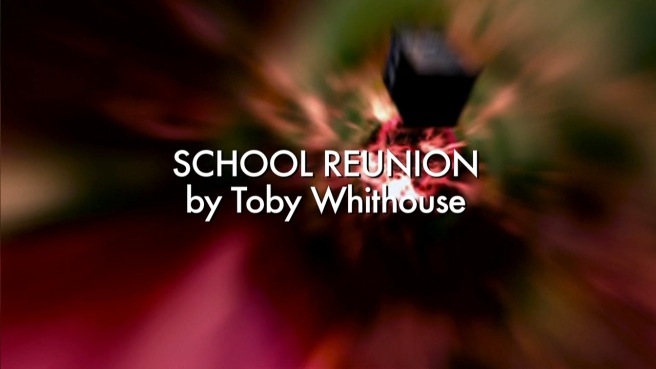 doctor who school reunion review toby whithouse james hawes sarah jane smith k9 anthony head park vale school juxtaposition chips krillitane