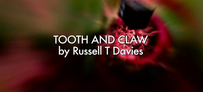 doctor who tooth and claw russell t davies euros lyn werewolf host queen victoria torchwood review article ten years of the tenth doctor