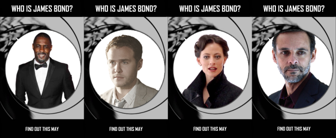 james bond reboot next new movie idris elba lara pulver alexander siddig ian decaestecker sony eon who is jamed bond danny boyle new movie benedict cumberbatch angelina jolie sophie rundle