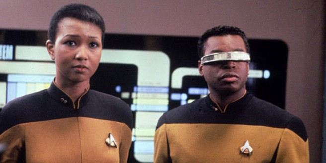 mae jemison astronaut star trek the next generation geordi laforge levar burton representation diversity tv hd