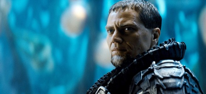 man of steel michael shannon zod killing zod bad idea david goyer zack snyder dc dc extended universe