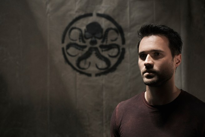 marvel agents of shield grant ward brett dalton hydra abc