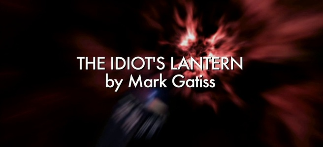 doctor who review the idiot's lantern mark gatiss florizel street the wire maureen lipman eddie connolly euros lyn russell t davies