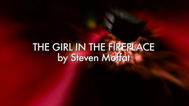 doctor who the girl in the fireplace review steven moffat euros lyn david tennant sophia myles billie piper noel clarke ar