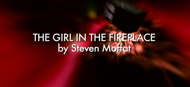 doctor who the girl in the fireplace review steven moffat euros lyn david tennant sophia myles billie piper noel clarke ar