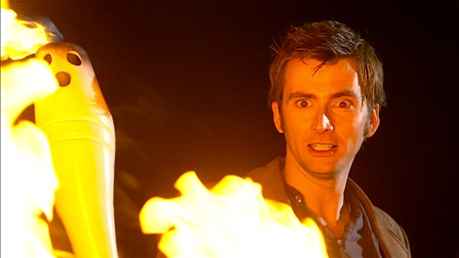 doctor who fear her review david tennant olympic torch flame opening ceremony london 2012 tenth doctor matthew graham