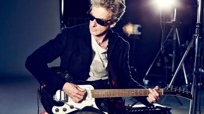 doctor who music murray gold peter capaldi guitar rock hd wallpaper sonic sunglasses magicians apprentice series 9 chancellor flavia theme steven moffat russell t davies