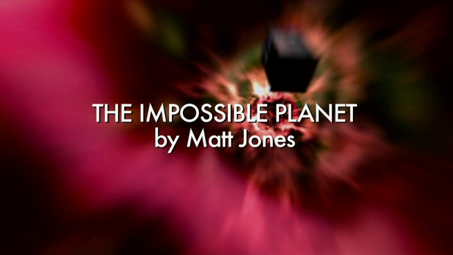 doctor who the impossible planet review matt jones james strong russell t davies ood satan 666 david tennant billie piper