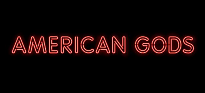 American Gods Logo News Trailer
