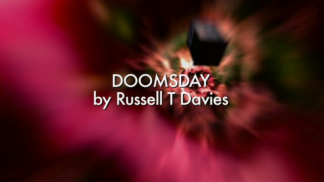 doctor who doomsday review russell t davies euros lyn tenth doctor rose tyler daleks vs cybermen army of ghosts