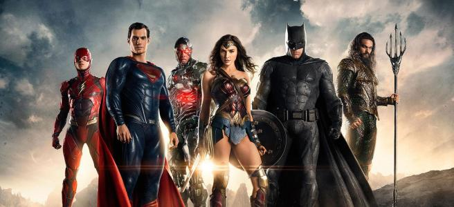 justice league first look footage sdcc 2016 henry cavill ben affleck gal gadot jason momao ezra miller ray fisher zack snyder joss whedon