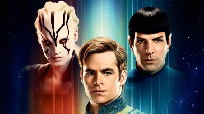 star trek beyond chris pine zachary quinto sofia boutella justin lin poster star trek the motion picture doug jung review 50th anniversary
