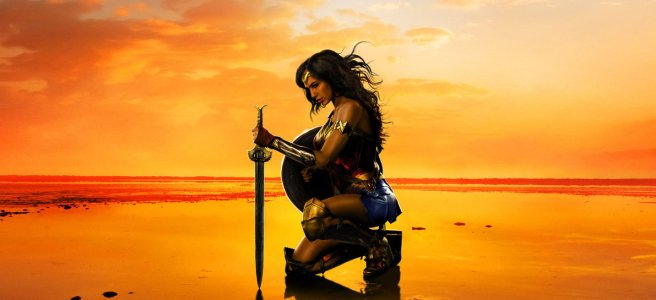 wonder woman textless poster wallpaper hd gal gadot chris pine patty jenkins trailer first look footage reaction thoughts