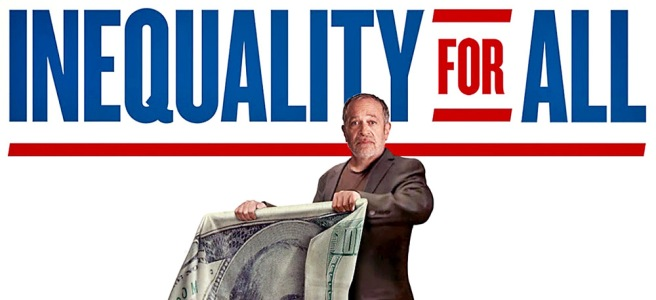 inequality for all robert reich jason kornbluth documentary film review clinton sanders trump economy left wing