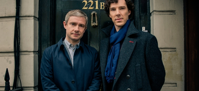 sherlock bbc steven moffat benedict cumberbatch martin freeman mark gatiss series 5 reboot return future spinoff