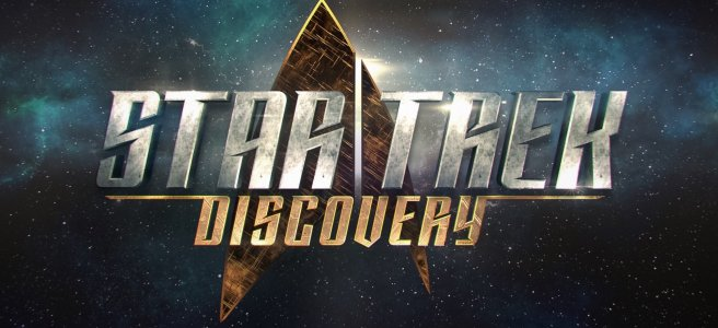 STAR TREK DISCOVERY LOGO NEWS BRYAN FULLER FEMALE LEAD GAY CHARACTER PREQUEL SETTING
