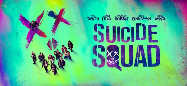 suicide squad banner david ayer poster jared leto will smith viola davis margot robbie review analysis commentary article