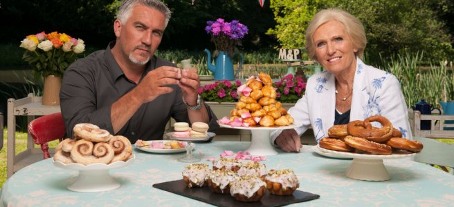 great british bake off baking show paul hollywood mary berry bbc one britain's best home cook claudia winkleman