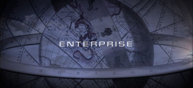 star trek enterprise titles opening sequence theme tune faith of the heart archer's theme