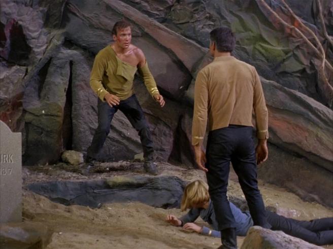 star trek the original series where no man has gone before hd review gary mitchell william shatner gary lockwood james goldstone
