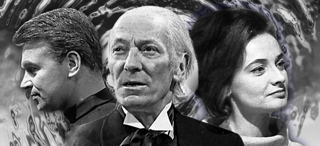 doctor who first doctor ian chesterton barbara wright susan foreman fanfiction tempus fugit change time