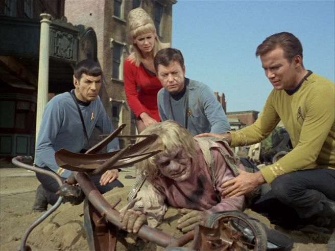 star trek the original series miri review janice rand captain kirk grace lee whitney william shatner