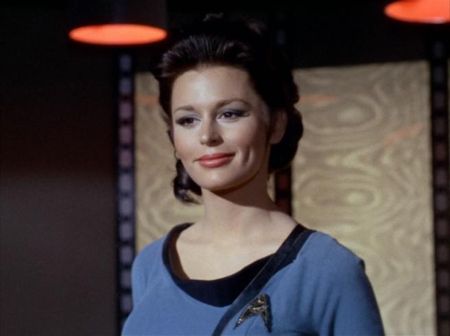 star trek dagger of the mind review helen noel marianne hill tos the original series