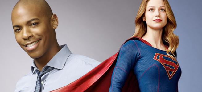 supergirl jimmy olsen mehcad brooks melissa benoist karolsen kara danvers ali adler cw cbs supergirl season 1 season 2
