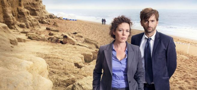 broadchurch david tennant olivia colman hd background wallpaper chris chibnall dorset cliff trailer season 1 revival new series trailer