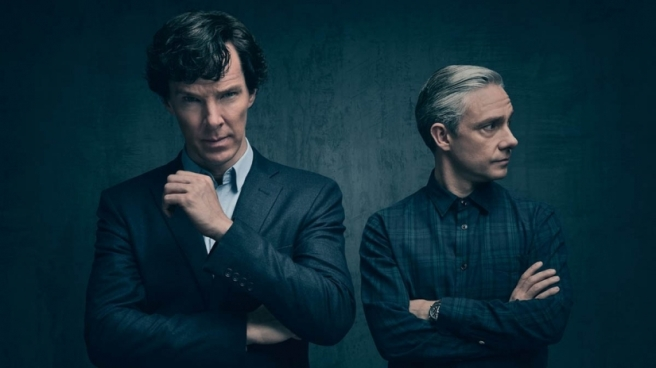 sherlock series 4 the six thatchers easter eggs benedict cumberbatch martin freeman steven moffat mark gatiss