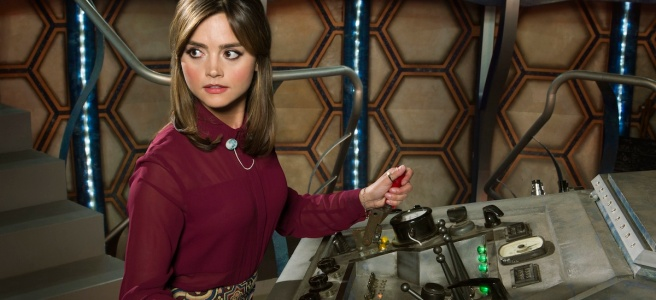 clara tardis doctor who female doctor series 8 maroon amazing outfit jenna coleman steven moffat jodie whittaker chris chibnall series 100 dwsr spoilers