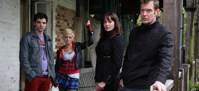 primeval itv reboot return danny quinn jason flemyng connor temple andrew lee potts hannah spearitt lucy brown impossible pictures tim haines adrian hodges