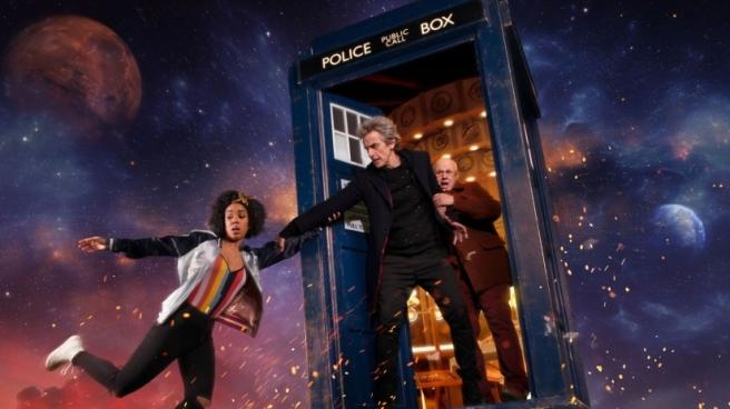 doctor who series 10 steven moffat pearl mackie bill potts nardole matt lucas twelfth doctor peter capaldi
