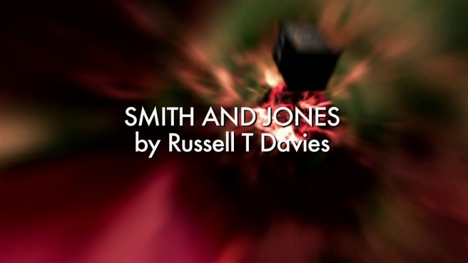 doctor who smith and jones review title card title sequence anne reid roy marsden russell t davies charles palmer david tennant martha jones