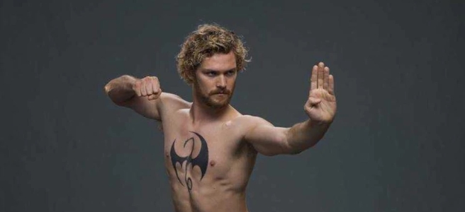iron fist finn jones danny rand topless everything you need to know netflix marvel the defenders punch fighting fight scene
