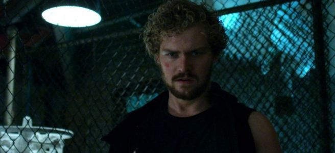 iron fist snow gives way danny rand finn jones marvel netflix the defenders scott buck easter eggs