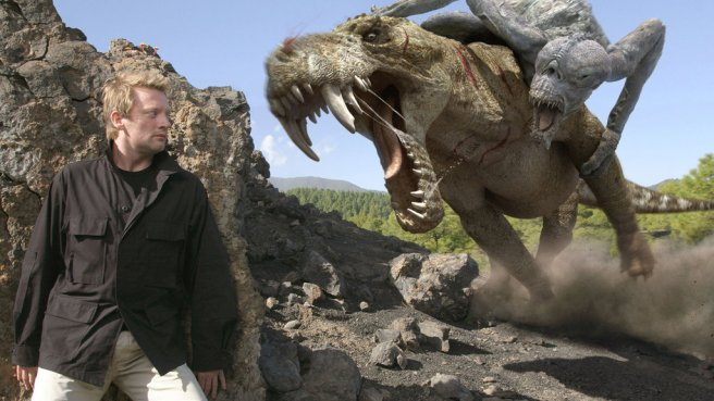 primeval nick cutter douglas henshall itv future predator gorgonopsid hd wallpaper tim haines adrian hodges claudia brown lucy brown