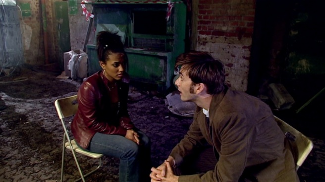 doctor who gridlock review russell t davies martha jones tenth doctor gallifrey last of the time lords david tennant freema agyeman richard clark