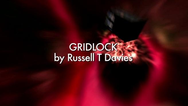 doctor who gridlock review russell t davies richard clark macra old rugged cross faith tenth doctor martha jones david tennant freema agyeman