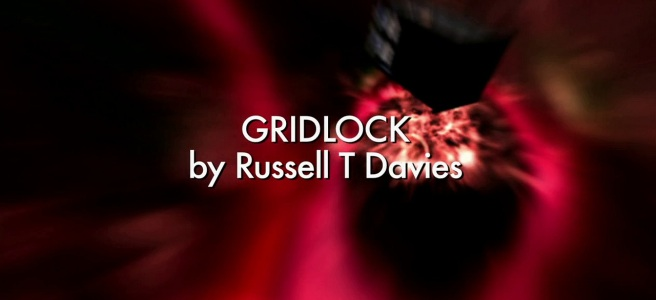 doctor who gridlock review russell t davies richard clark macra old rugged cross faith tenth doctor martha jones david tennant freema agyeman