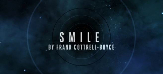 doctor who review smile frank cottrell boyce lawrence gough steven moffat series 10 vardy vardies ai emoji