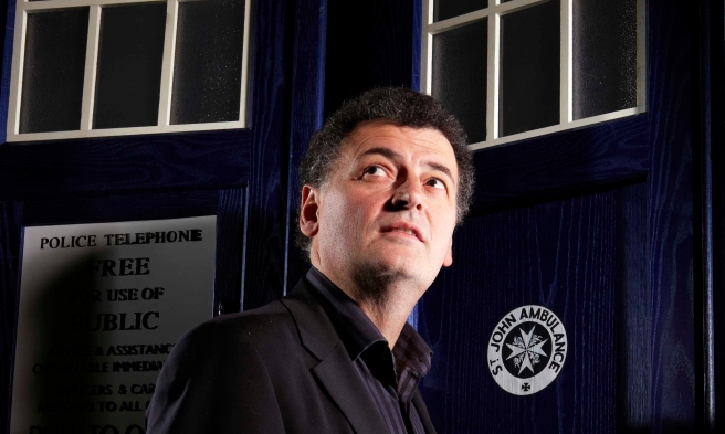 steven moffat doctor who eleventh doctor twelfth doctor tardis eleventh hour heaven sent river song amy pond best moffat moments series 5 matt smith peter capaldi