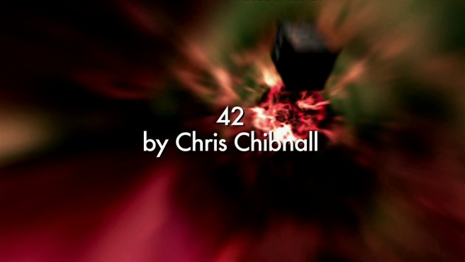 doctor who 42 review chris chibnall title sequence david tennant tenth doctor martha jones freema agyeman