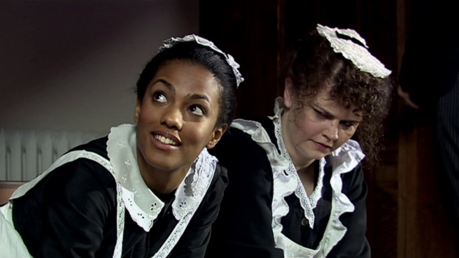 doctor who human nature review martha jones freema agyeman maid rebekah staton mother of mine charles palmer racism
